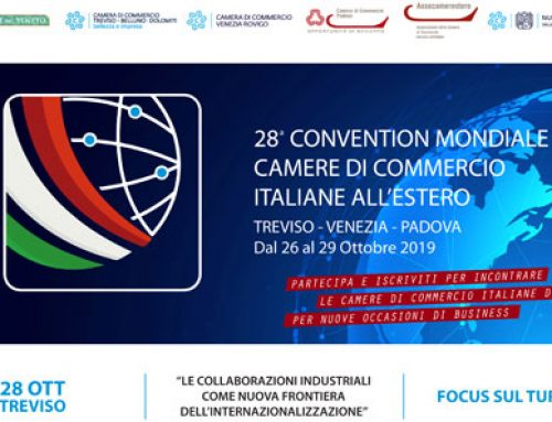 28th Convention of the Italian Chambers of Commerce Abroad