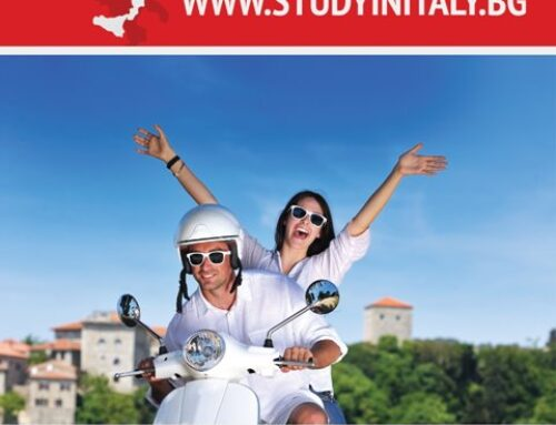 """New digital appointment with """"Study in Italy"""", the only trade fair event dedicated to the promotion of the academic and highly specialized system of Italy in Bulgaria"""