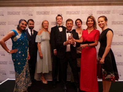 BNP Paribas Best bank in the world for Sustainable economy – Euromoney Awards for the Excellence 2018