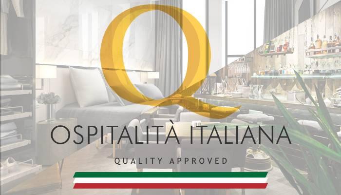 "All in digital version the awarding ceremony ""Italian Hospitality – Italian Restaurants and Gelaterie Worldwide – Ed. 2020/2021"""